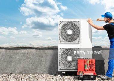 Air Conditioner, Equipment, Compressor, Service, Repairman